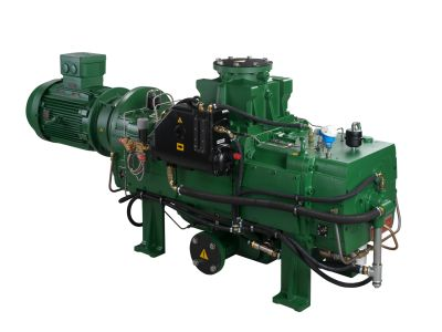 Edwards CDX Dry Chemical Pump