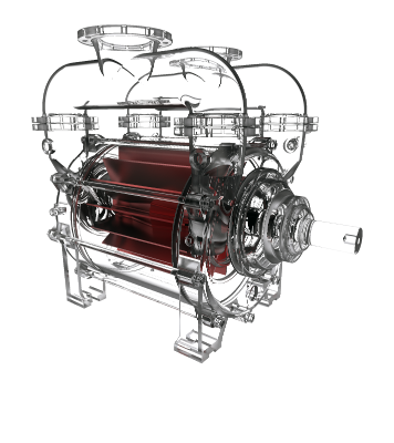 Edwards LR Series Liquid Ring Pumps