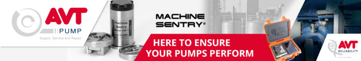 Machine Sentry Pump Condition based monitoring