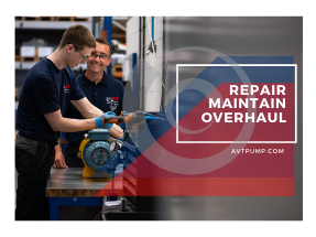 Pump Repair & Overhaul